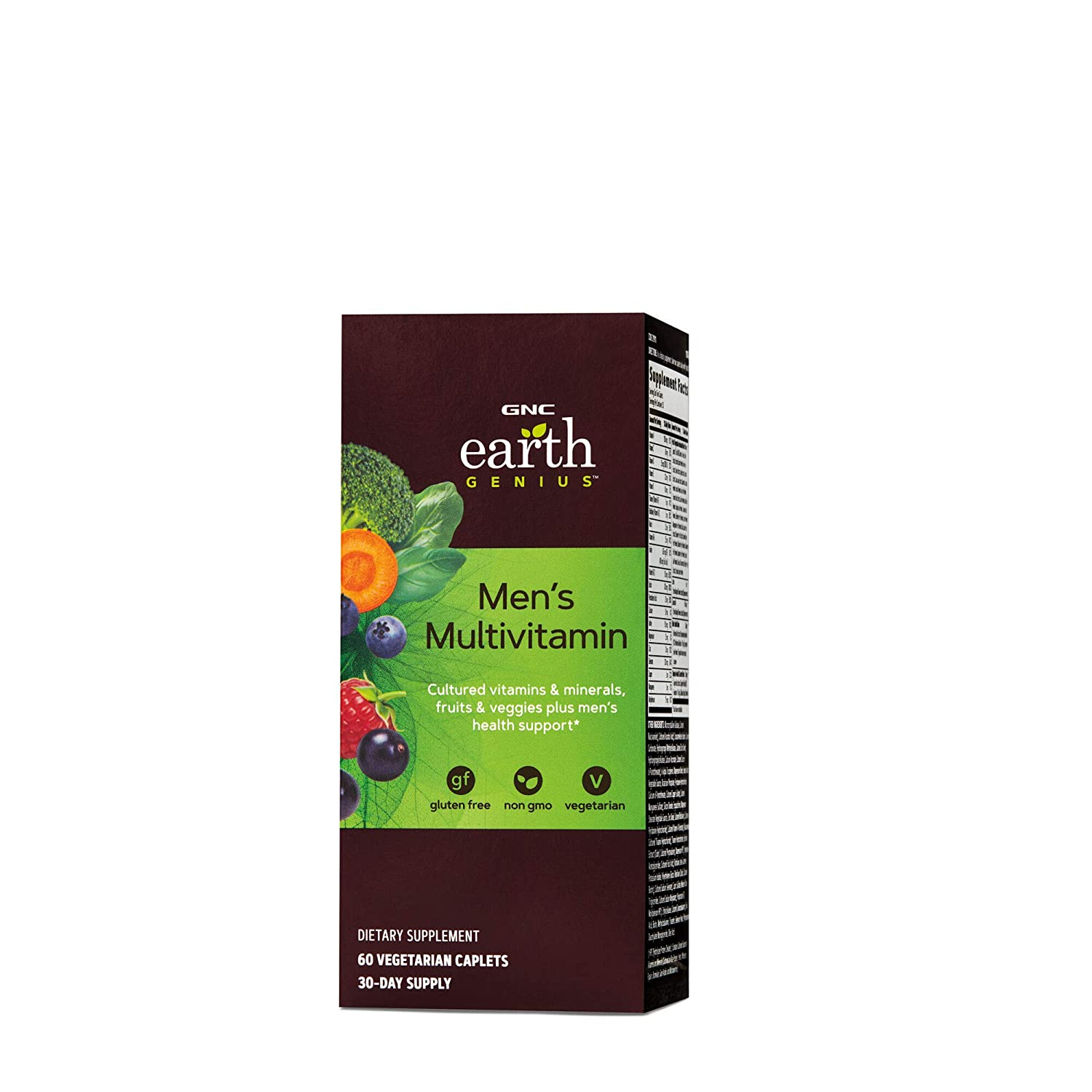 GNC Earth Genius Mens Multivitamin