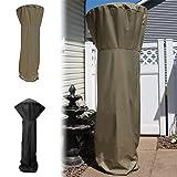 Sunnydaze Patio Heater Cover, 94 Inch Tall, Color