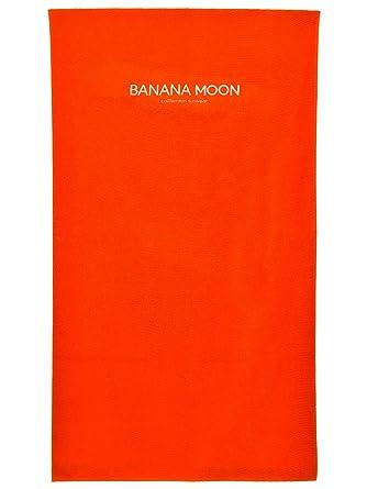 Toalla de playa Banana Moon Plain Towely Naranja: Amazon.es: Ropa y accesorios