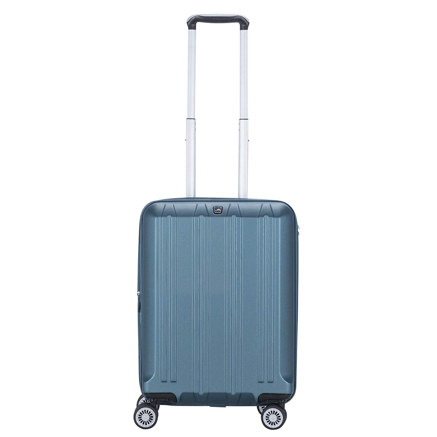 Sherrpa Shadow Luggage Hardside Lightweight Expandable Suitcase Spinner Carry on 20in 25in 29in S 20inch carry on , Blue