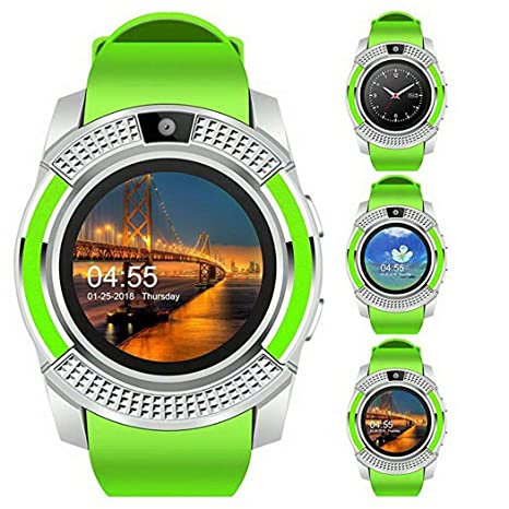 Wekold Smartwatch Bluetooth para Android Samsung Huawei ...