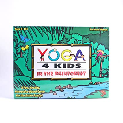 Amazon.com: Yoga 4 Kids Game: Toys & Games