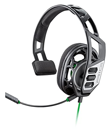 Plantronics Gaming Headset, RIG 100HX Gaming Headset for Xbox One with Open Ear Full Range