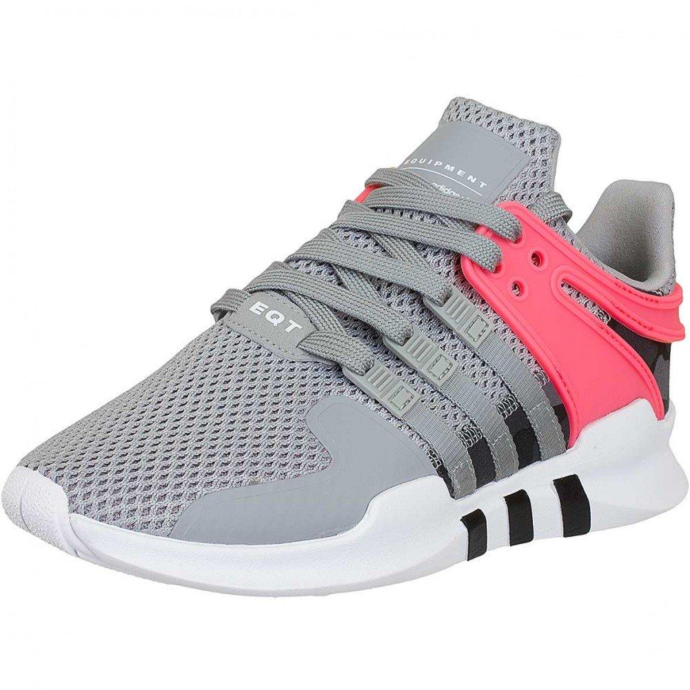 Adidas Originals Equipment Support ADV Herren Sneaker Grau (Mgsogr/cschwarz/turbo)