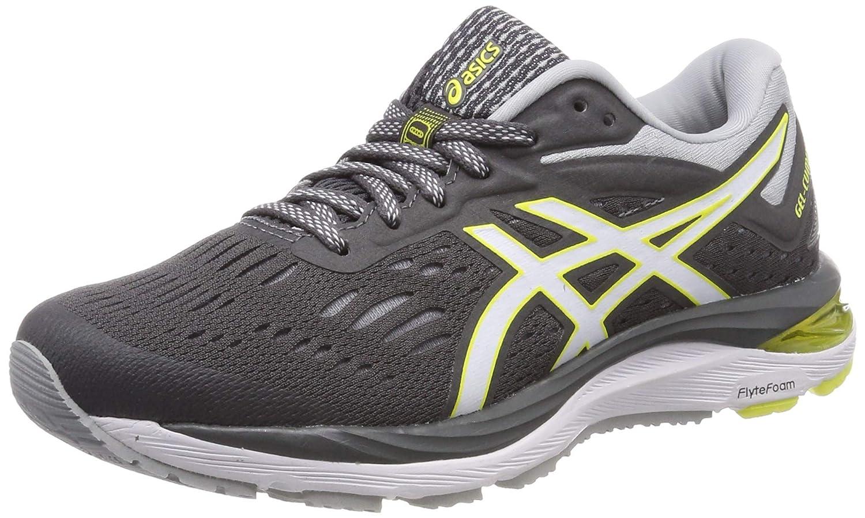 gris (Dark gris blanco 021) ASICS Gel-Cumulus 20, Hauszapatos de Running para mujer