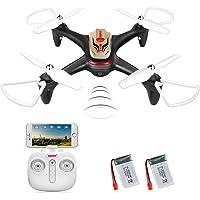 DoDoeleph Syma X15W WIFI FPV Quadcopter Drone with Camera (Black)