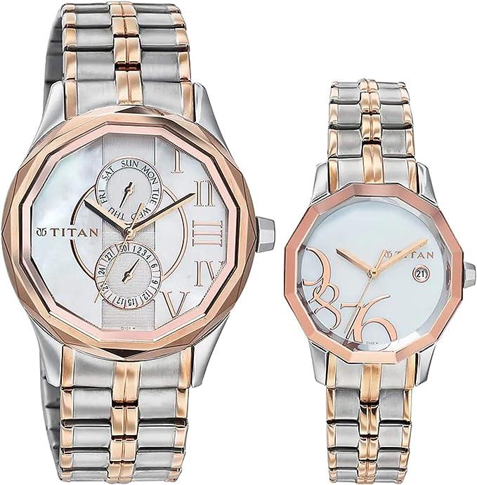 ejemplo de relojes analogicos de parejas
