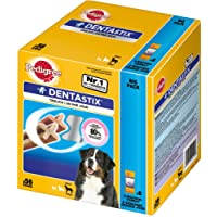VETOQUINOL Pedigree DentaStix, Cani Snack per Cani di grossa taglia, diverse varietà