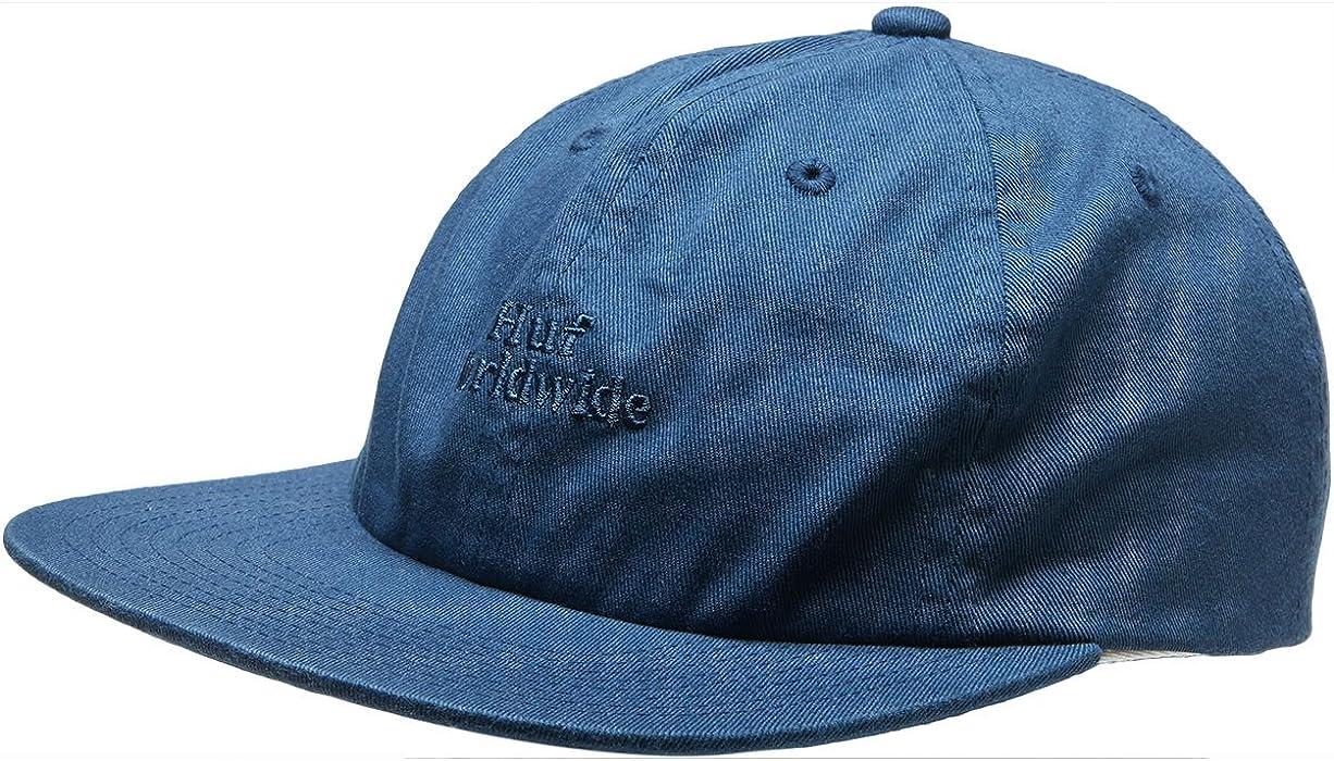 885626da HUF Overdye 6 Panel Hat - Navy: Amazon.ca: Clothing & Accessories