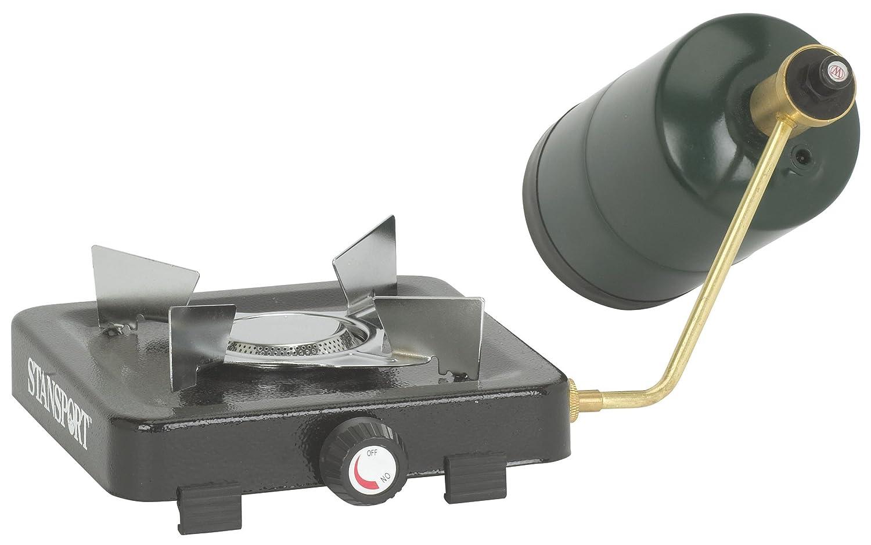 Amazon.com : Stansport Single Burner 5, 500 BTU Propane Stove ...