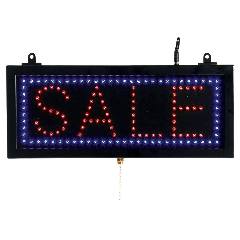 Table Top King SAL05S Rectangular Animated Sale LED Sign