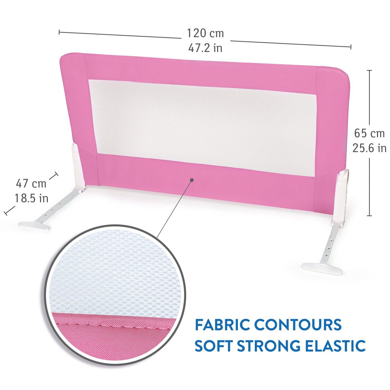 Amazon.com: Tatkraft - Barra para cama de bebé, plegable ...