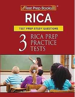 Amazon. Com: rica test prep study questions: three rica prep.