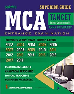 Buy Solved Papers for MCA Entrances Book Online at Low Prices in
