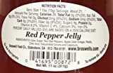 Braswell's Select Red Pepper Jelly in Reusable