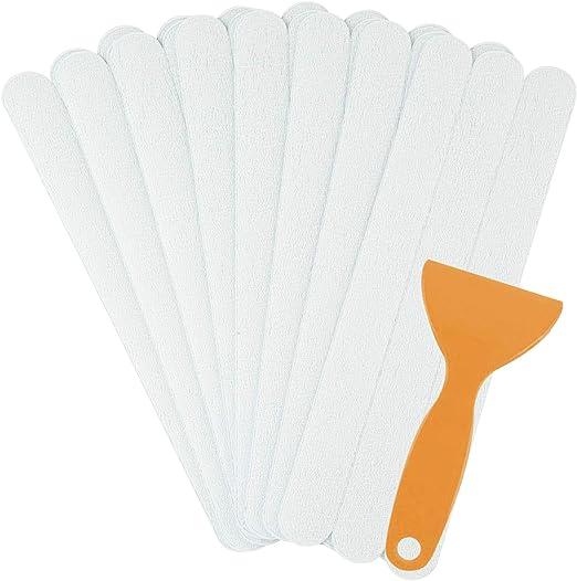 Non Slip bath tub//shower enclosure treads sticker Mat Floor Grip anti slip//skid