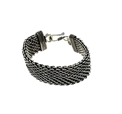 Traditional And Ethnic Oxidised Jewellery Link BraceletIndian FashionBirthday Gifts For Men Amazonin