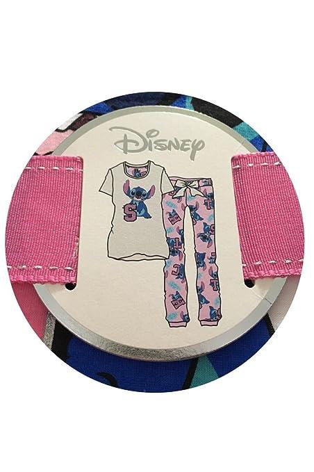 Primark - Pijama - para Mujer White & Blue L: Amazon.es: Ropa y accesorios