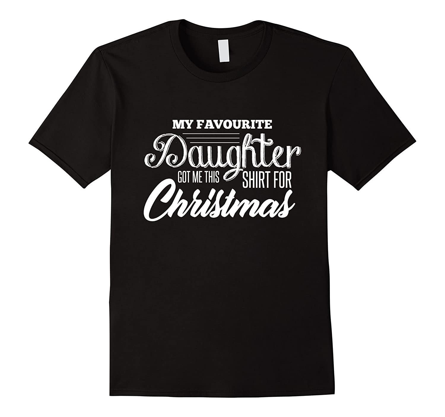 gift for dad from daughter atchristmas-ANZ - Anztshirt