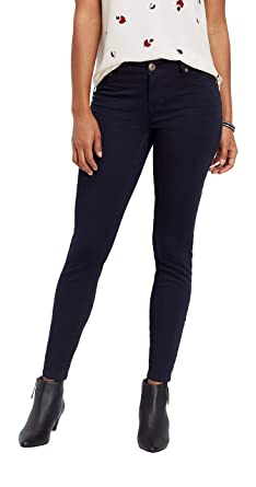05cc02144afbf9 maurices Women's Denimflex TM Andalusia Night Color Jegging Small Andalusia  Night