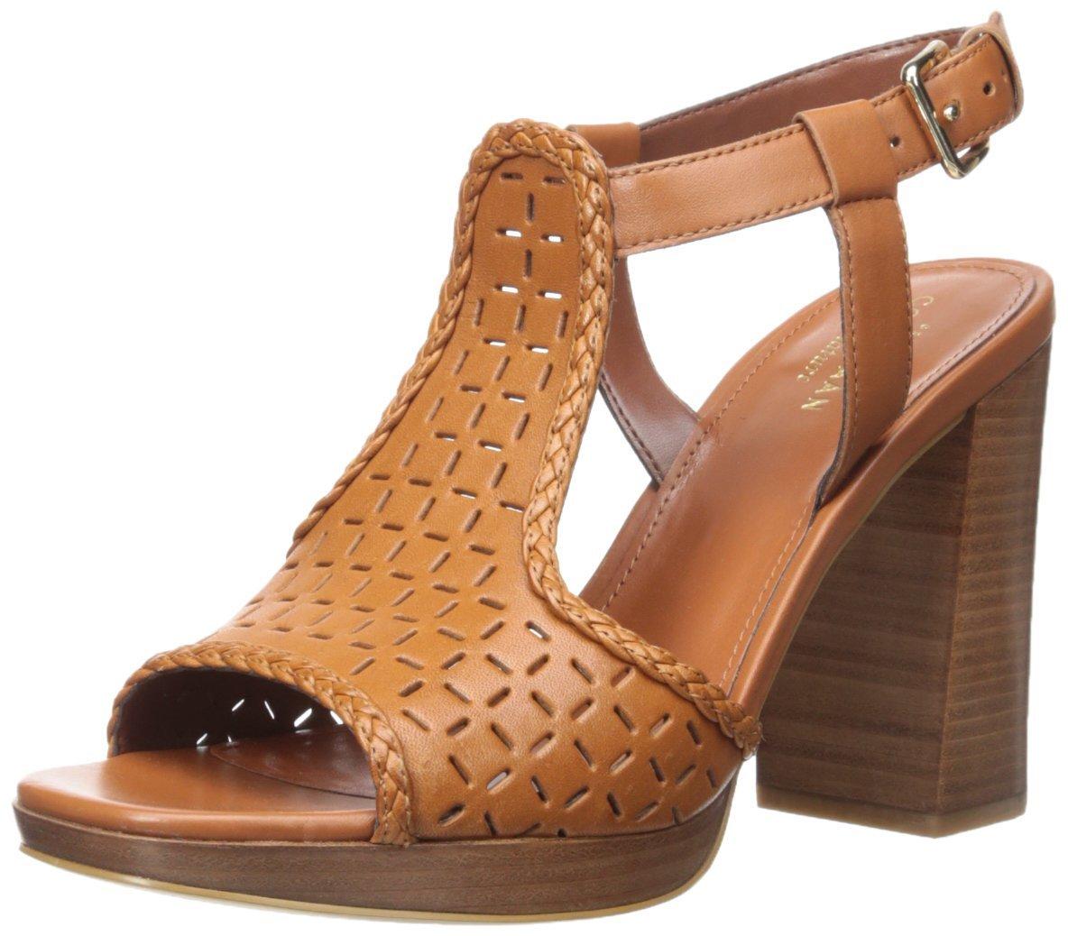 Cole Haan Women's Elettra High Platform Dress Sandal B015Q31QV2 11 B(M) US|Acorn