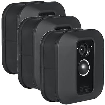 Blink XT - Carcasa de Silicona para cámara de Aire Libre, diseño Colorido para Camuflaje