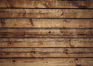 7x5ft Spliced Stripe Wooden Floor Backdrop Vintage Grunge Colored Wood Board Photography Background Rural Nostalgic Style Wood Plate Photo Studio Props Newborn Baby Kid Portrait Vinyl Wallpaper