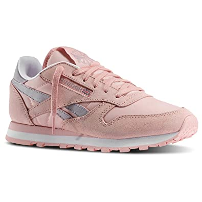 Reebok Women s Trainers Baby Pink Pink  Amazon.co.uk  Shoes   Bags d79f4d7bd4
