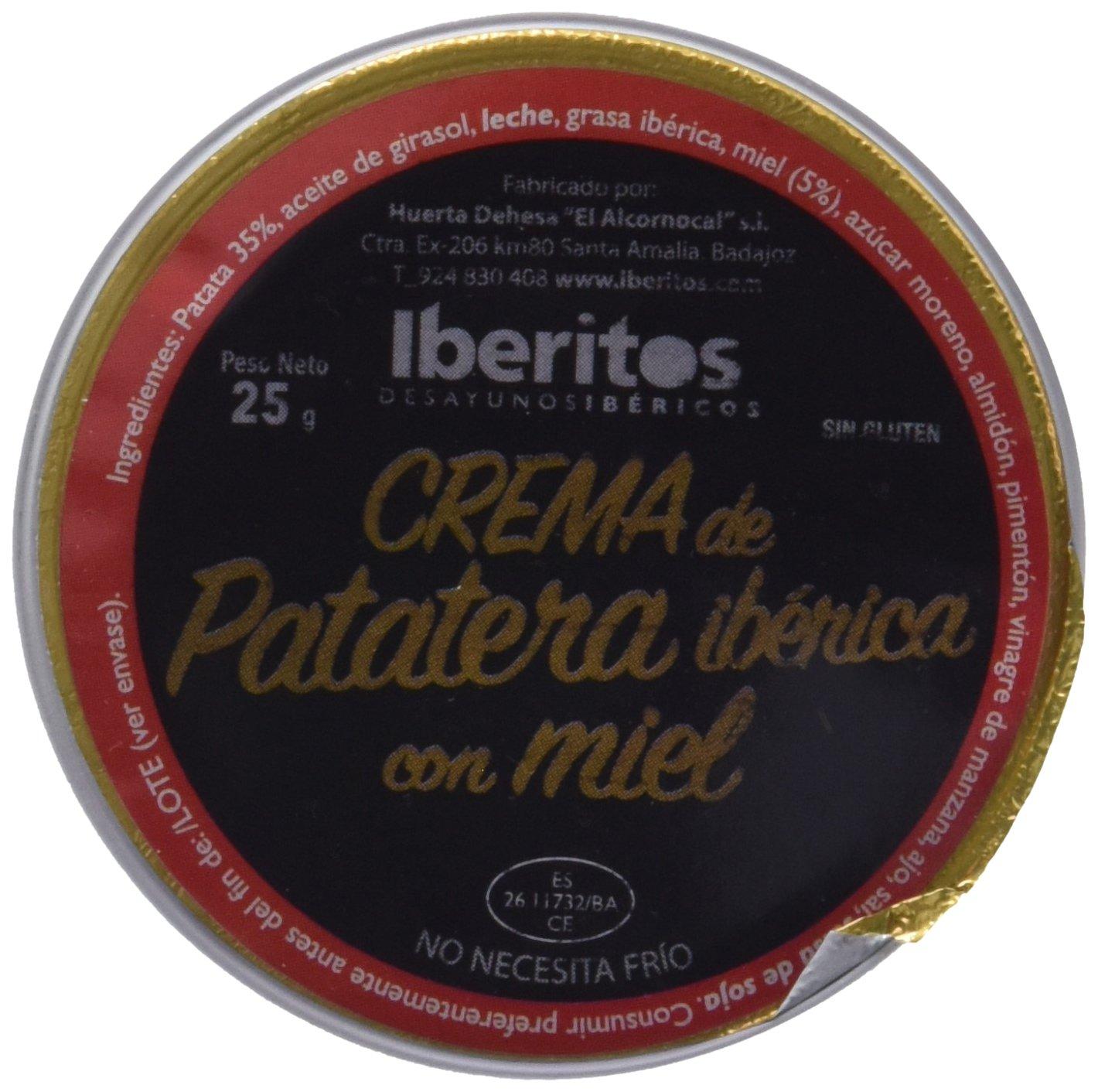 Iberitos Patatera con Miel - 6 Paquetes de 18 x 25 gr - Total: 2700 gr: Amazon.es: Alimentación y bebidas