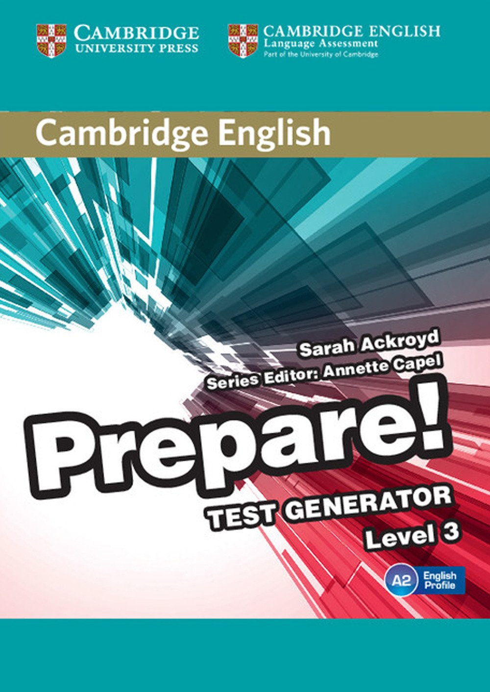 Cambridge English Prepare! Test Generator Level 3 CD-ROM ebook