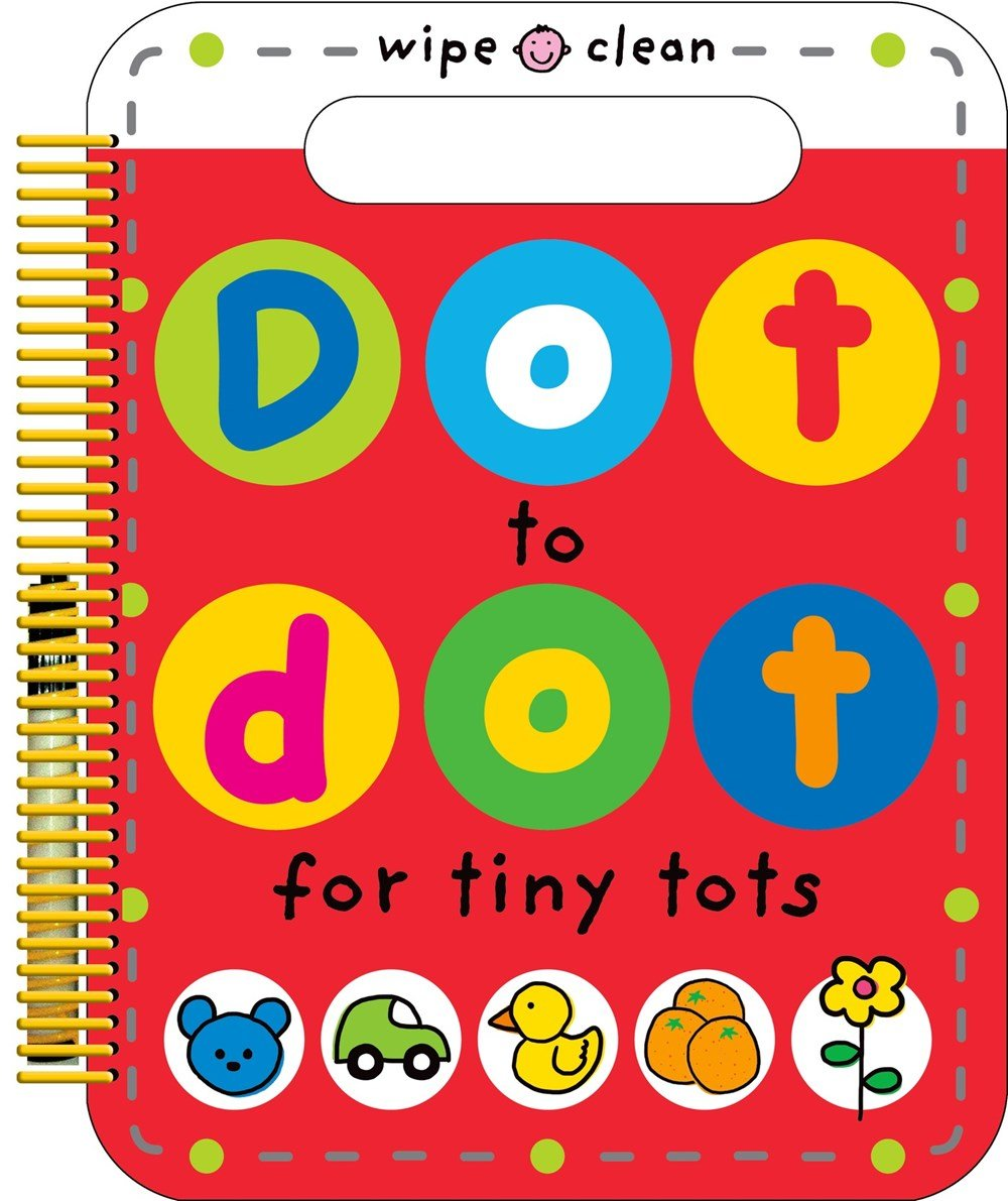 Tiny Tots Wipe Clean Activity product image