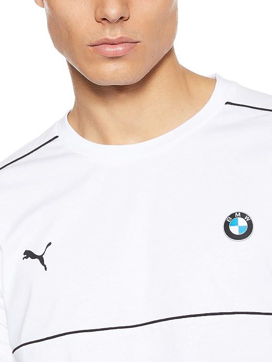 Puma T-Shirt BMW Motorsport T7: Amazon.es: Deportes y aire libre