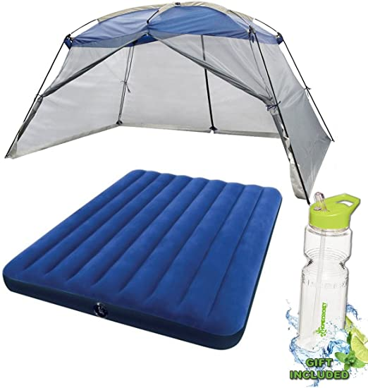 Regalo included- Camping 13 x 9 Protector de casa (46 pies ...