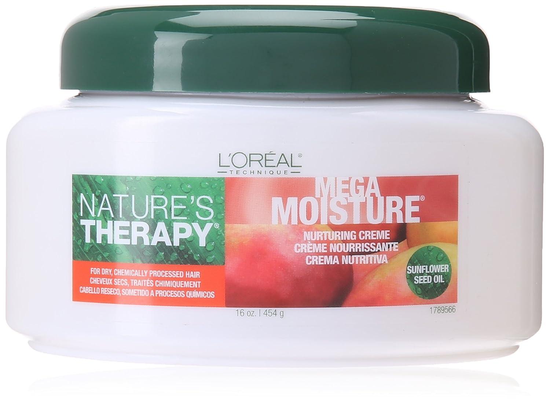 L'Oreal Natures Therapy Mega Moisture Nurturing Creme, 16 Ounce Atlas Ethnic LRL500342