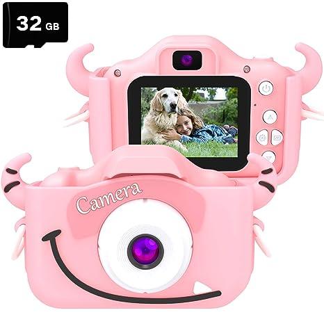 Kids Camera Toys for Kids, Cámara de videocámara digital para ...