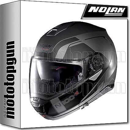Amazon.es: NOLAN CASCO MOTO MODULAR N100-5 CONSISTENCY 020 XXXL