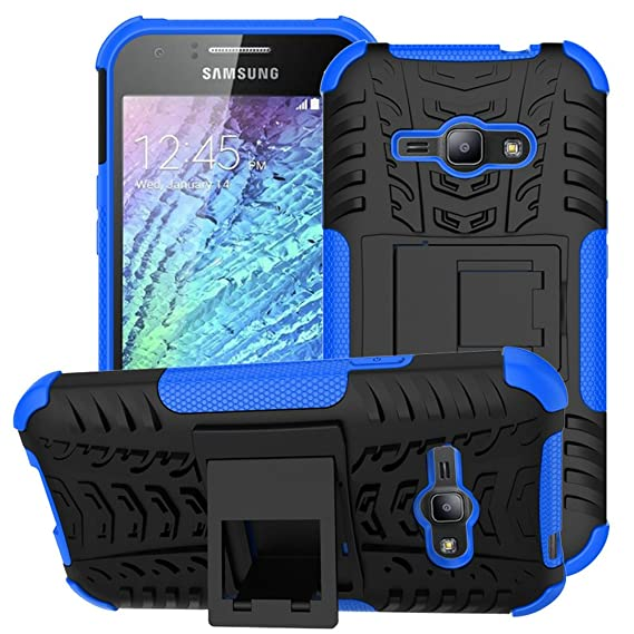 Galaxy J1 Ace CaseSamsung CaseEMAXELER Creative Hybrid Case For