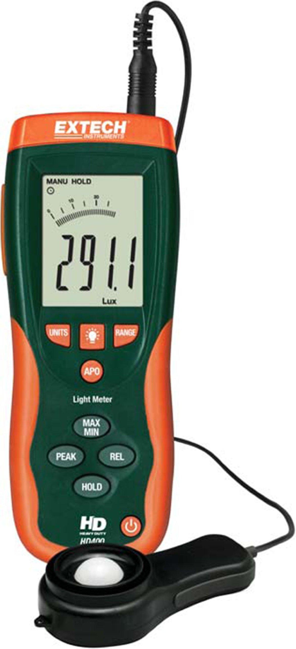 Extech HD400 Light Meter