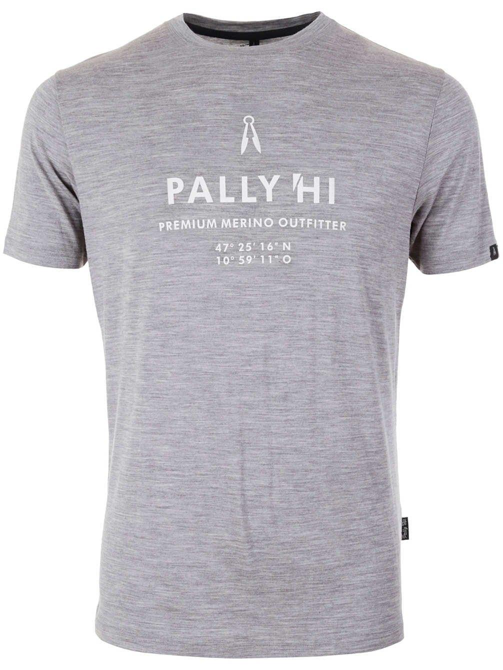 Pally& 039;Hi Coordinational Shirt Men - Funktionsshirt