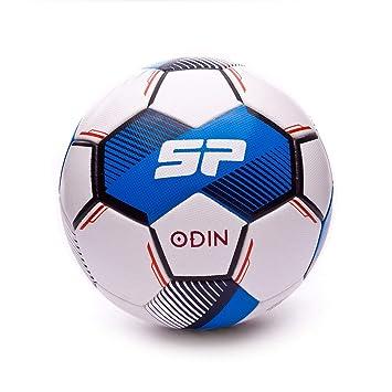 SP Fútbol Odin, Balón, Blanco-Azul: Amazon.es: Deportes y aire libre