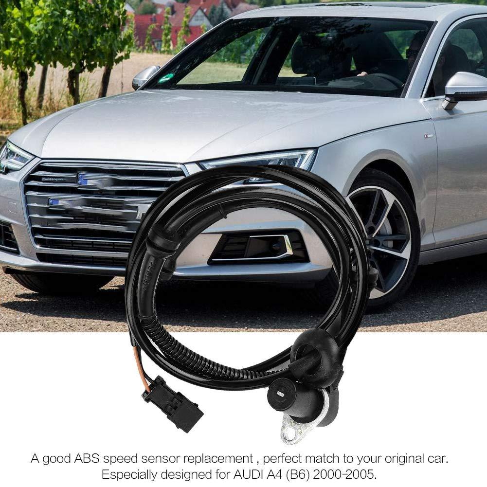 2000-2005 8E0927807B Duokon ABS Speed Sensor Car Rear Left/&Right Wheel Speed Sensor for A4 B6