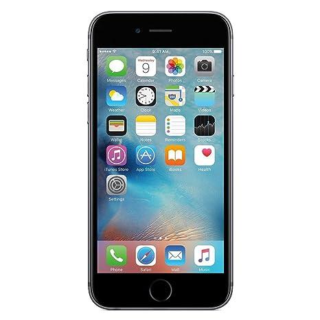 3094d9faf3c Apple iPhone 6s Grigio Siderale 32GB (Ricondizionato): Amazon.es:  Electrónica