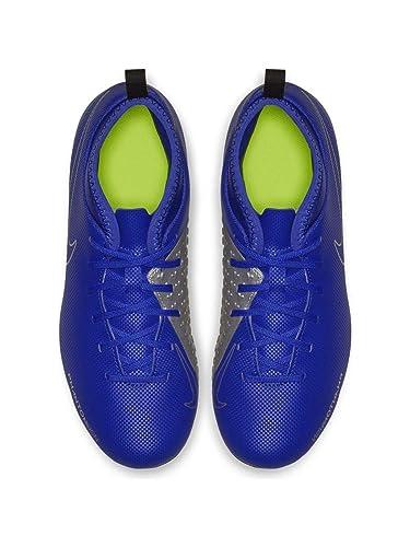 Amazon.com | Nike Jr Phantom Vsn Club Df Fg/mg Big Kids Ao3288-400 | Soccer