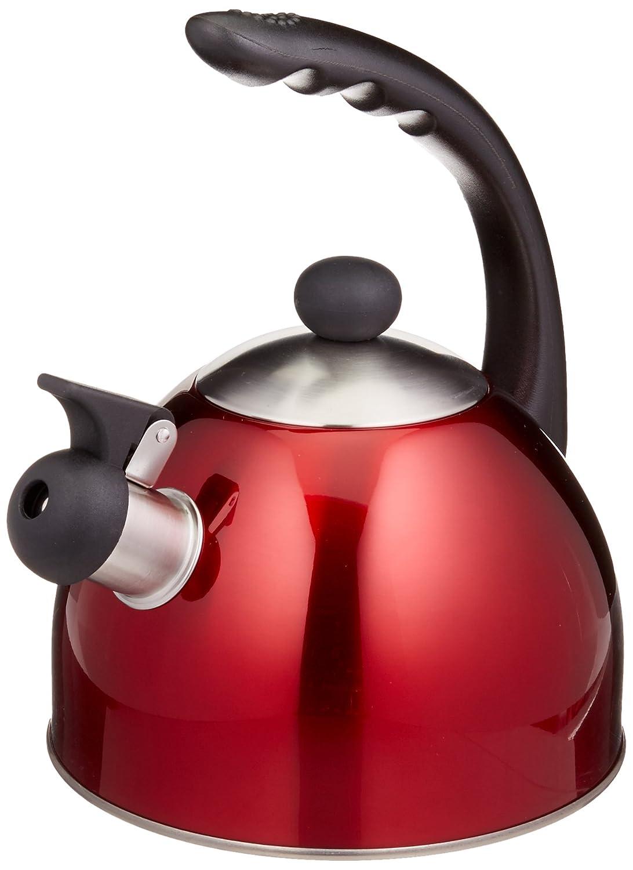 Creative Home Rhapsody 2.1 qt. Whistling Tea Kettle