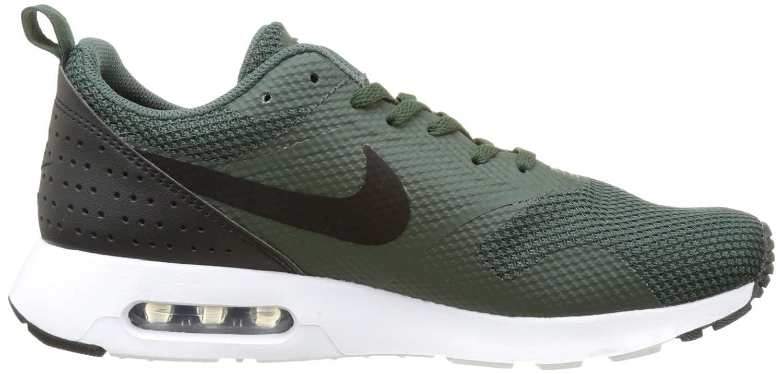 brand new a94e0 53b07 Nike Air Max Tavas, Baskets Basses Homme, Vert (Grove Green/Black-White),  45.5 EU: Amazon.fr: Chaussures et Sacs