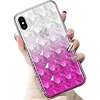 Sankmi Glitter Sparkle Bling Designer Case for iPhone Xs max