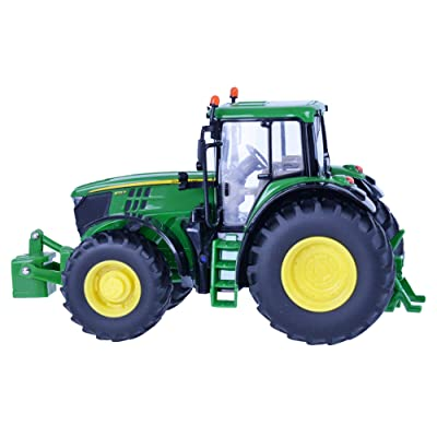 Britains 43150 - John Deere, 6195 M Tractor: Juguetes y juegos