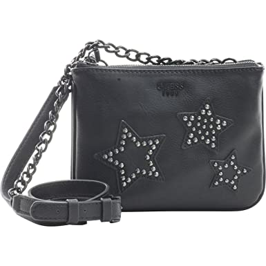 GUESS Bradyn Stars Mini Crossbody Top Zip 2911071552d8d