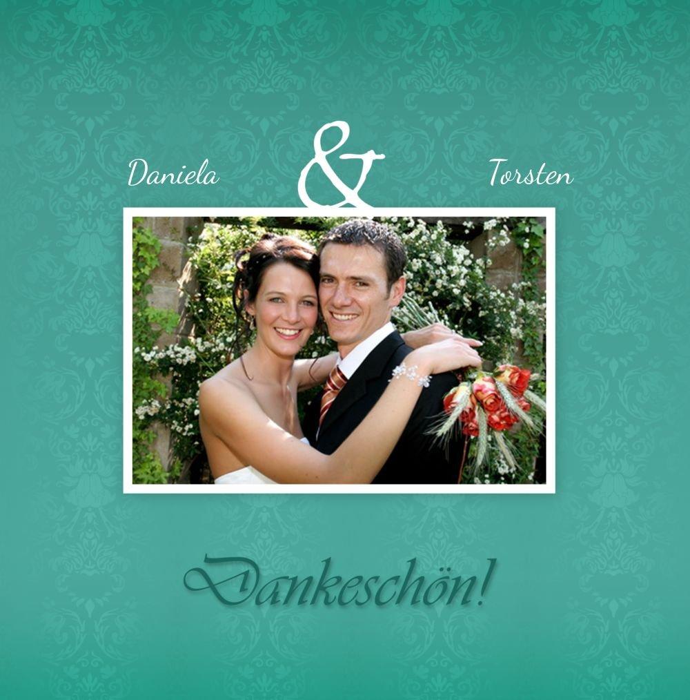 Kartenparadies Danksagung für Hochzeitsgeschenke Hochzeit Danke Eheversprechen, hochwertige hochwertige hochwertige Danksagungskarte Hochzeitsglückwünsche inklusive Umschläge   10 Karten - (Format  145x145 mm) Farbe  flamingoOrangerot B01NAVRS1J   Ideales Ges 8804b1