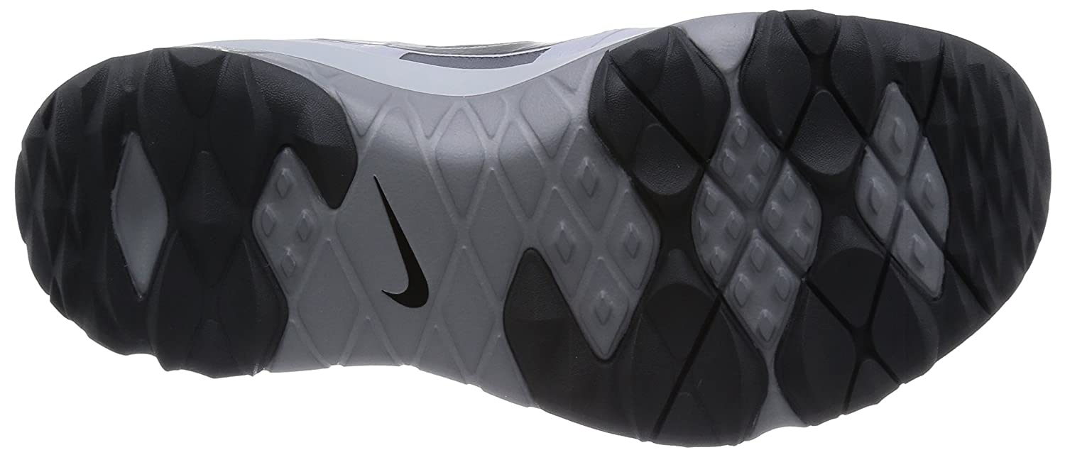 the latest 17e4c 5abad Amazon.com  NIKE Golf Womens FI Impact Golf Shoe, WhiteGreyBlack, 7 w   Golf
